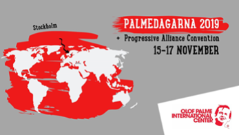 Palmedagarna 16-17 november